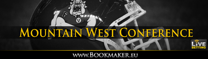 Mountain West Football Conference Odds