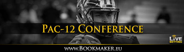 Pac-12 Football Conference Odds
