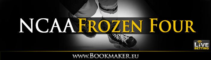 NCAA Hockey Frozen Four Betting