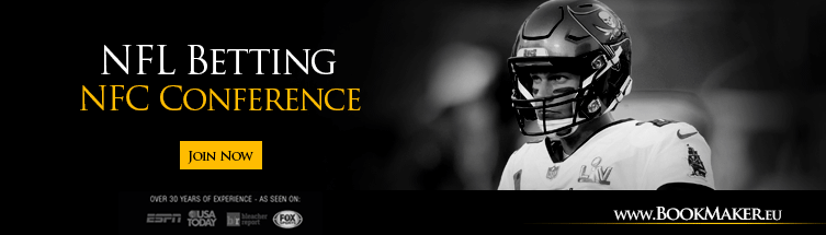 NFC Conference Betting