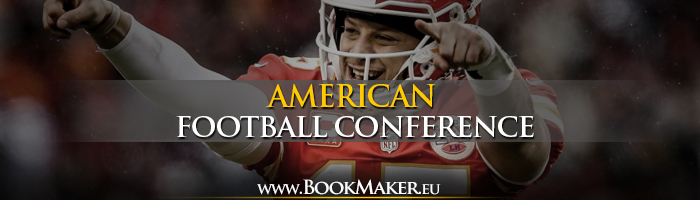 NFL AFC Betting