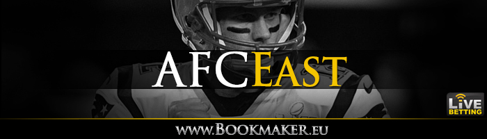 NFL AFC East Betting