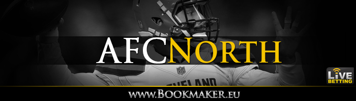 NFL AFC North Betting