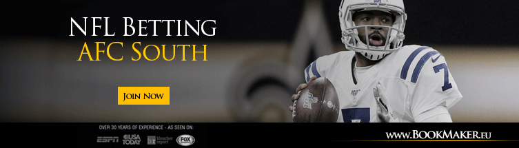AFC South Betting