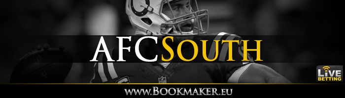 NFL AFC South Betting