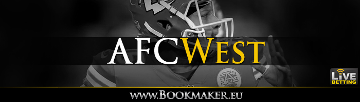 NFL AFC West Betting