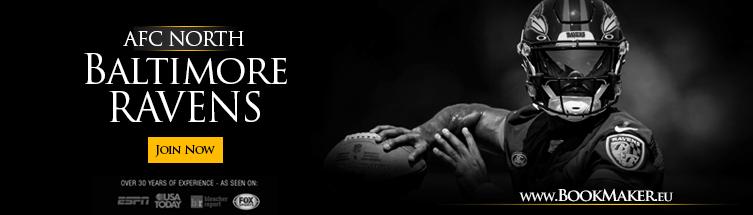 Baltimore Ravens NFL Betting