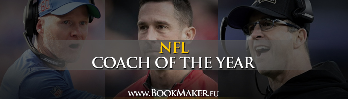 NFL Coach of the Year Betting