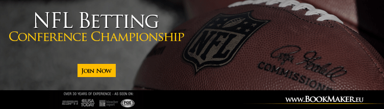 nfl conference championship betting spread