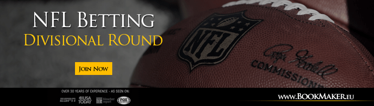 NFL Divisional Round Betting