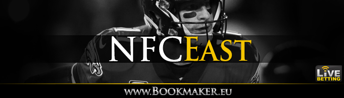 NFL NFC East Betting