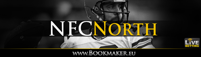 NFL NFC North Betting