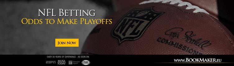 2020 NFL Odds to Make Playoffs