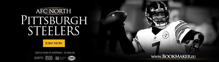 Pittsburgh Steelers NFL Betting