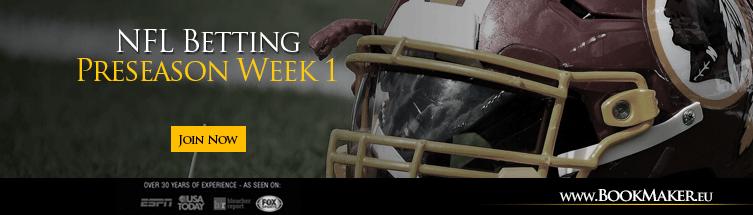 NFL Preseason Week 1