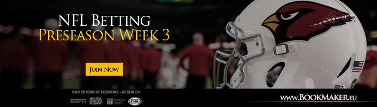 NFL Preseason Week 3