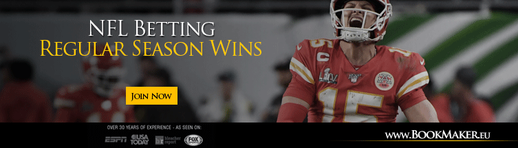 NFL Regular Season Wins