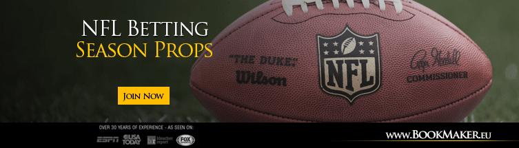 NFL Season Props Odds