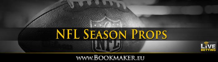 NFL Season Props Betting
