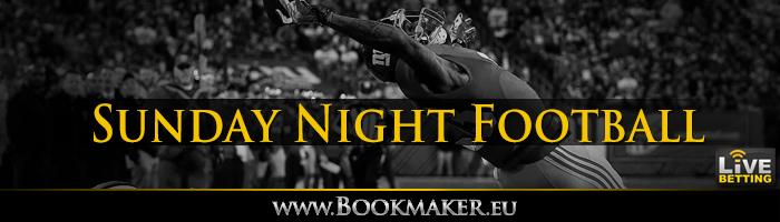 NFL Sunday Night Football Betting