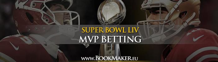 NFL Super Bowl LIV MVP Betting