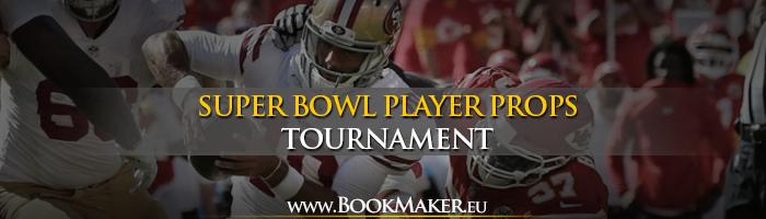 Super Bowl TNT Player Prop Bets