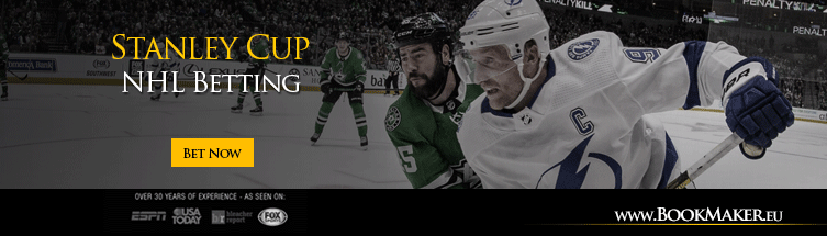 Nhl stanley cup betting odds william hill horse racing betting software