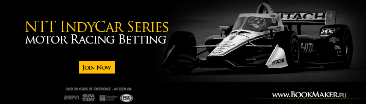 NTT IndyCar Series Betting Online
