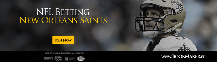 New Orleans Saints NFL Betting