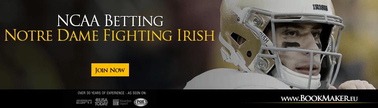Notre Dame Fighting Irish NCAA Football Betting