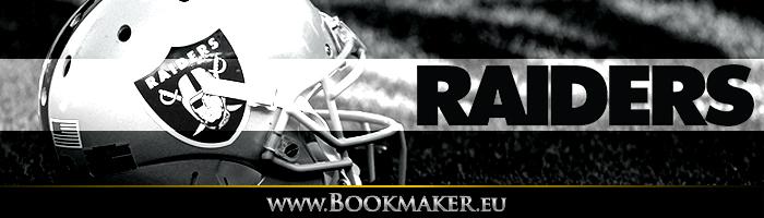 Oakland Raiders Odds - 2019 Football Betting