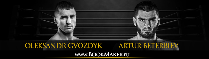 Oleksandr Gvozdyk vs Artur Beterbiev Boxing Betting