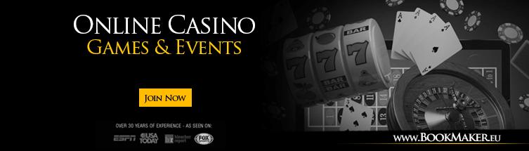 Online Casino Games Betting