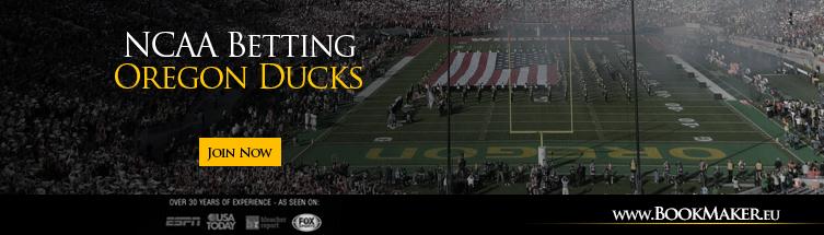 Oregon Ducks NCAA Football Betting