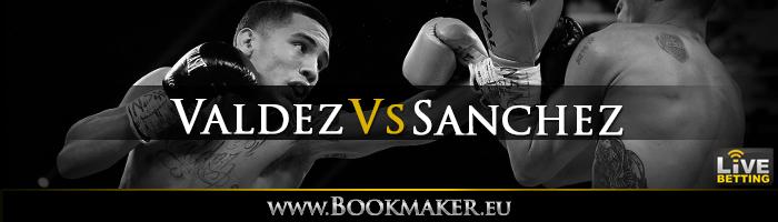 Oscar Valdez vs. Jason Sanchez Boxing Betting