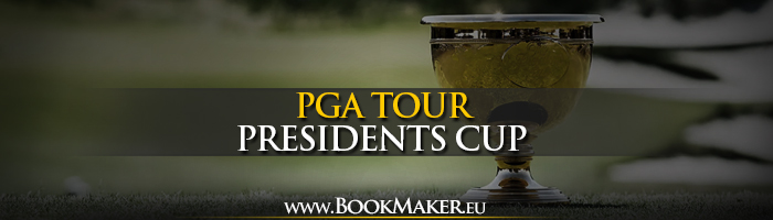 Presidents Cup Betting