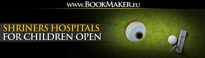 Shriners Hospitals for Children Open Betting