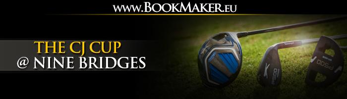 CJ Cup at Nine Bridges Betting
