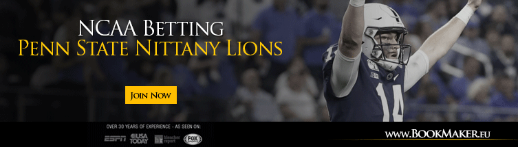Penn State Nittany Lions NCAA Football Betting