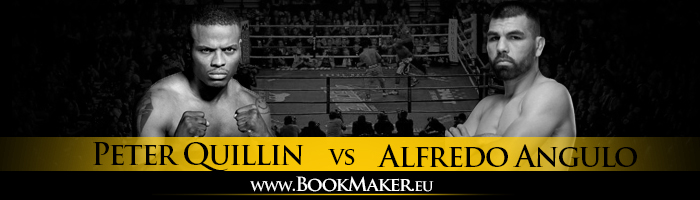Peter Quillin vs. Alfredo Angulo Boxing Betting