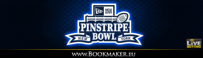 Pinstripe Bowl Betting Odds