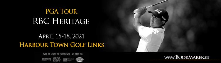 RBC Heritage Golf Betting