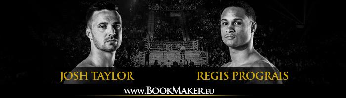 Regis Prograis vs. Josh Taylor Boxing Betting