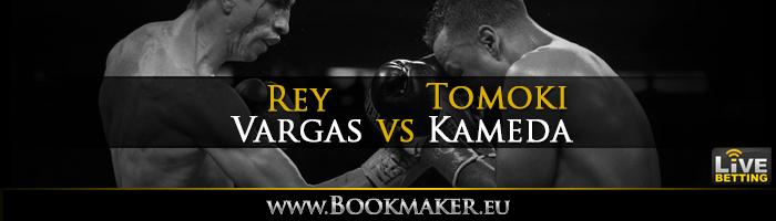 Rey Vargas vs. Tomoki Kameda Boxing Betting