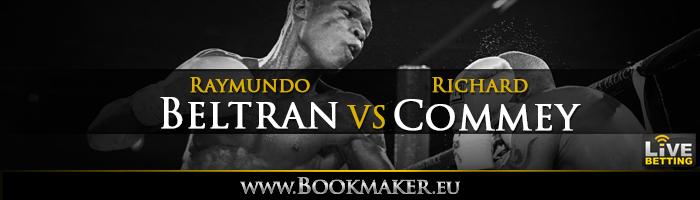 Raymundo Beltran vs. Richard Commey Boxing Betting