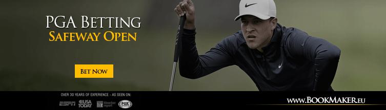 open golf betting odds