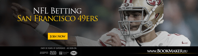 San Francisco 49ers NFL Betting