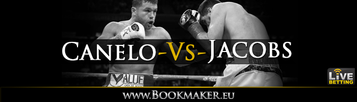 Saul Alvarez vs. Daniel Jacobs Boxing Betting