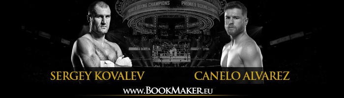 Sergey Kovalev vs. Saul Alvarez Boxing Betting