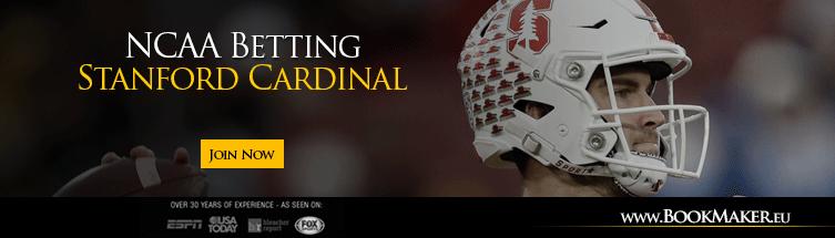 Stanford Cardinal NCAA Football Betting